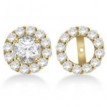 20 Best Earrings Earring Jackets Images Diamond