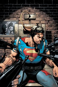 Action Comics #2    Written by GRANT MORRISON    Art by RAGS MORALES and RICK BRYANT