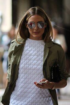 596998bc15844 NYBB.de - Deine Styles. Deine Deals. Olivia Palermo StyleDior SunglassesOakley  ...