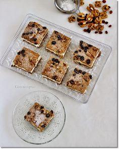 Gizi-receptjei: Dalmát kocka. (Dalmát krémes) Waffles, Breakfast, Cake, Food, Morning Coffee, Pastel, Kuchen, Cakes, Meals