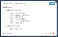 When you need help with something: 26 times tumblr perfectly described your relationship with your parents