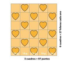 Paso a paso: cómo tejer una manta con corazones en relieve y borde en puntas