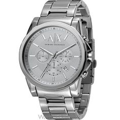 Mens Armani Exchange Outerbanks Chronograph Watch AX2058