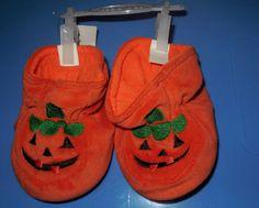 Koala Baby Neutral Orange Pumpkin Halloween BOOTIES Months for sale online Toddler Shoes, Toddler Girl, Baby Boy Accessories, Halloween Pumpkins, 12 Months, Infant, Neutral, Booty, Orange