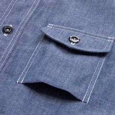 pocket thomas cosh workwear details