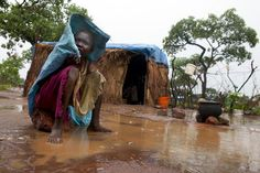 death rate soars in drenched south sudan refugee camps.