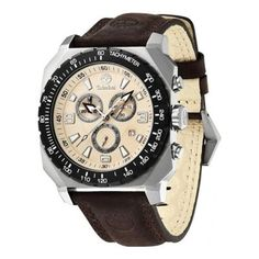 Timberland - Mens Stratham Chronograph Leather Watch - 13324JSTB-07 -  Online Price  £190.00 e9d1224922d