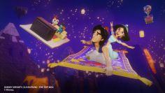 Aladdin&Jasmine Toy Box 1-L