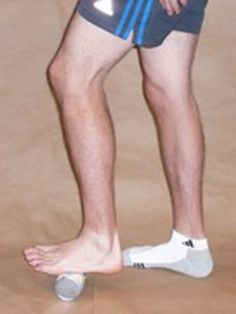 Got Plantar Fasciitis? Try These Stretching Exercises: Plantar Fasciitis Rehab - Icing the Foot