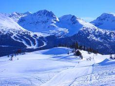 Whistler-Blackcomb BC, Canada