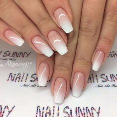 Fancy Nails, Pink Nails, Cute Nails, My Nails, How To Do Nails, Best Acrylic Nails, Acrylic Nail Designs, Nail Art Designs, Neutral Nail Designs