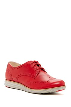 Cole Haan - Lunagrand Wingtip Oxford at Nordstrom Rack. Free Shipping on orders…