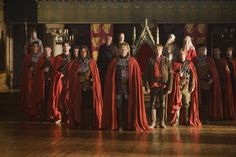Merlin - king Uther and Arthur