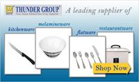 Shop Thunder Group- a leading supplier of kitchenware, melamineware, flatware, restaurantware and more!