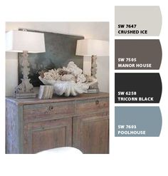 driftwood weathered wood finish can be achieved.... DIYDriftwood.com