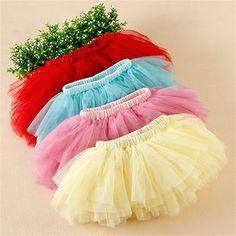 Dzieci tutu spódniczki tutu fabryczne bezpośrednio dzieci tęczy dziewczynek spódnica tutu