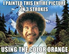 How I miss Saturday mornings with Bob Ross