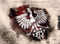 """Proud of my heritage - """"I na drugim końcu świata, będę dumny z pochodzenia. Polska - moja ojczyzna!"""""""