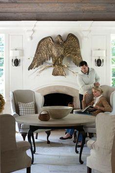 Fireplace Decorating Ideas 2