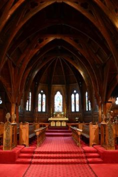 New Zealand.    Old St. Paul's in Wellington, NZ . Rich worshipped here in 1972.