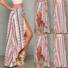 Super Ideas For Dress Boho Party Maxi Skirts Skirt Fashion, Boho Fashion, Fashion Outfits, Mode Outfits, Skirt Outfits, Trendy Dresses, Casual Dresses, Sundress Outfit, Bohostyle