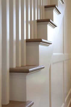 Stair Tread   Westport CT Real Estate | Jillian Klaff Homes