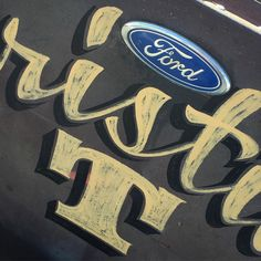 #tub #handlettered #ford #churchequipped #hamb