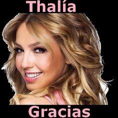 Thalia - Gracias acordes