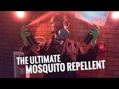 How To Make The Ultimate Mosquito Repellent - YouTube