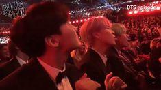 Even there head bopping is in proper coordination Bts Boys, Bts Bangtan Boy, Bts Jimin, Jikook, Bts Memes, Fandom Memes, Namjin, Jung Hoseok, Kpop Gifs
