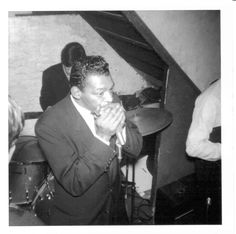 Little Walter at The Alley Club in Cambridge, England – 1964 | Bob Corritore - Official Website
