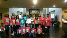 $500 Donation made to The Ballard House of Katy