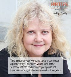 Paddy O'Reilly at Writers Victoria https://writersvictoria.org.au/civicrm/event/info?reset=1&id=76 #amwriting