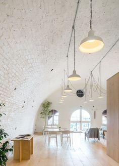 Kent, England 14 Chic and Cool Cafés Around the World via @MyDomaine