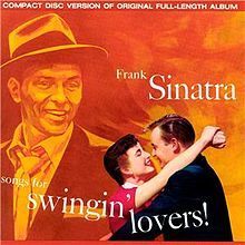 How could I not!! How could I not!! This was the album that established the total Sinatra-Riddle sound.
