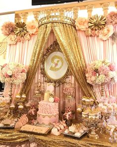 Creations by Martha Creations by Martha Sweet 16 Themes, Sweet 16 Decorations, Quince Decorations, Wedding Decorations, Quinceanera Planning, Quinceanera Decorations, Quinceanera Party, Gold Birthday Party, Sweet 16 Birthday