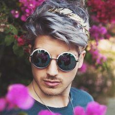 joey graceffa hair dye - Google Search