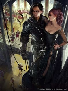 """She'd done it. She'd lured him away from the safety of the guards with passionate kisses and a flash of thigh. But something told her not to kill him - something about those kisses made her heart flutter. As she toyed with his crown, the prince murmured, """"You've come to kill me, haven't you."""" Cyra smirked up into his eyes, trying not to get lost, """"Correction: I came to kill you. But, Your Highness, you're far too handsome to kill. And we can have much more fun if you're alive."""""""