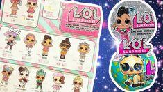 299 Best Lol Surprise Dolls Videos Images In 2019 Doll Videos Big