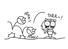 Sketch Caterkiller II by Hirokazu Yasuhara from the Japanese manual for #SonictheHedgehog on #Sega Genesis and #Megadrive. http://sonicscene.net/sonic-the-hedgehog-game