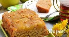 Vă propunem astăzi o rețetă delicioasă de chec cu mere răsturnat. Este un desert minunat, perfect pentru perioada de post. Merele suculente și blatul fraged și pufos, caramelizate în zahăr și învăluite de aroma delicată a scorțișoarei fac din acest desert banal, un deliciu absolut. Alintă-ți papilele gustative cu un desert fraged de primăvară! Echipa …