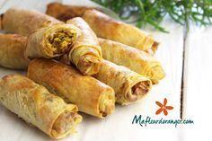 Cigares au poulet. De délicieux rouleaux au poulet à la marocaine, qu'on peut préparer aussi en briouates. Tapas Party, Ramadan Recipes, Exotic Food, Arabic Food, Appetizer Recipes, Pasta Recipes, Food Inspiration, Sweet Potato, Good Food