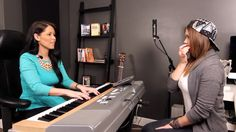 10 Minute Vocal Warm-Up - Great exercises. Singing Success.TV - Subscribe to a Better Voice