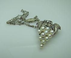 Antique Edwardian Victorian Albert Watch Chain Rolled