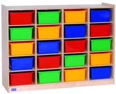 "20 or 25 Tub Storage-36"" High 