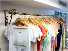 Racks for clothes - Fashion shop / Araras