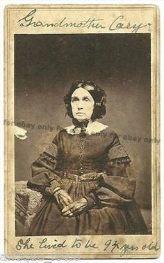 Vintage Old CDV Photo R.H. Dewey Victorian Old Woman Pittsfield Massachusetts   eBay