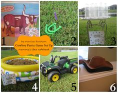 Mommy's Idea Notebook: Search results for Tractor party