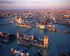 Postcards From The Future Show What London Will Look Like After Climate Change | Co.Exist | World changing ideas and innovation