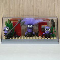 С помощью боксов S&B CreAtive Studio можно очень эффектно оформить коллекции эксклюзивных фигурок от  MEGABLOKS Minions #sbbox #lego #legosimpsons #legoland #коллекционеры #коллекции #коллекционирование #legosimpsonsminifigures #minifigures #megabloks #megabloksminions #megablokscollector #megabloksworldwide #minions #minionlove #minifigures #minions2015 #legostagram #legoland #minionslove #legocars #legostagram #minionsmovieэ by sbbox